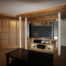 Asian Home Theater by G. Steuart Gray AIA