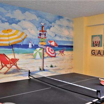 Game Room at Atlantic Beach, Pine Knoll Shores