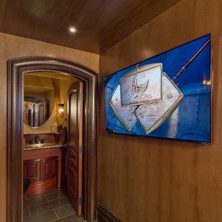 Garage to 3D Home Theater -NAHB, AIBD, QR Design Awards
