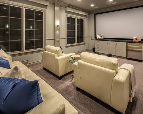 Houzz | Home Theater Design Ideas & Remodel Pictures