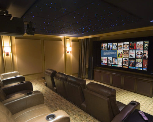 Home Theater Ceiling Houzz