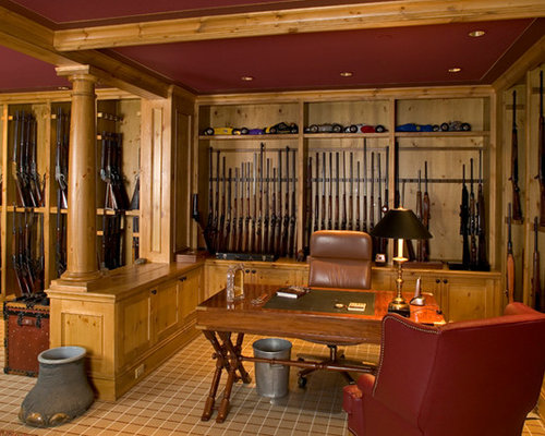 Gun Rack Ideas, Pictures, Remodel and Decor