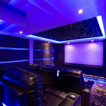 Haymarket, VA Home Theater