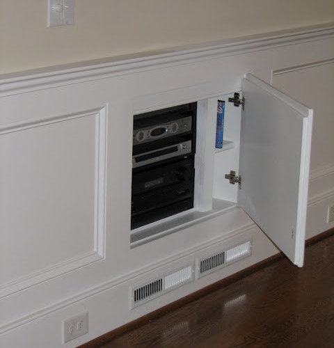 Hidden Components Home Design Ideas, Pictures, Remodel and Decor
