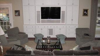 Hingham, MA 5.1 surround sound system