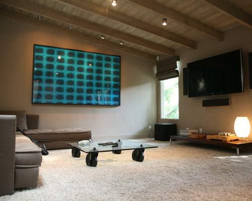 midcentury los angeles home theater design ideas remodels traditional los angeles home theater design ideas