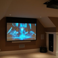 Home Theater by AV LOUNGE