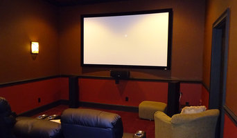 Home Cinema Installation in Greenville, SC