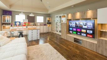 Home Media and PlayRoom
