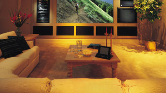 Home Theater by SLH Home Systems