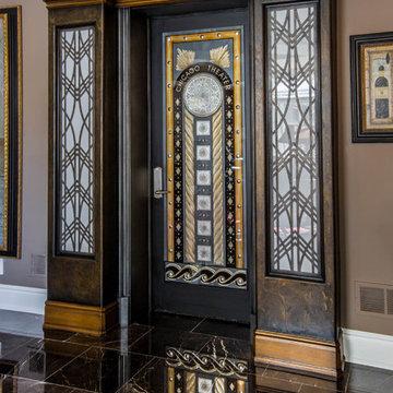 Home Theater Door