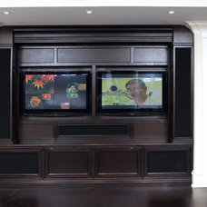 Traditional Home Theater by Eurotech