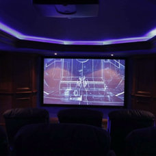 Traditional Home Theater by Home Theatre Connection