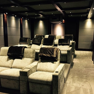 Home Theater in Brentwood
