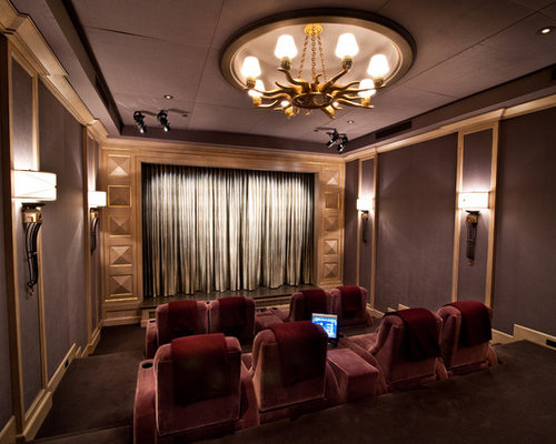 Best Theater Stage Design Ideas & Remodel Pictures | Houzz