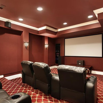 Home Theater Room