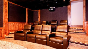 Home Theater Show Room