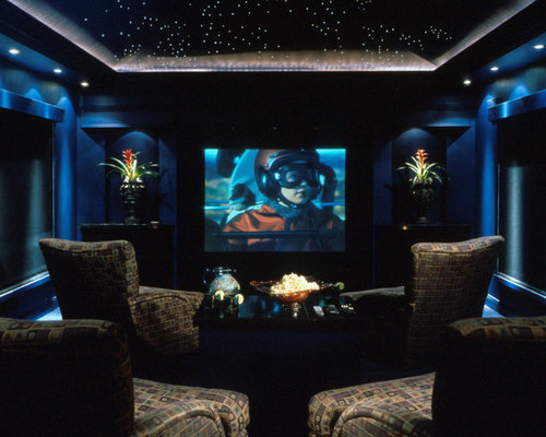 modern orlando home theater design ideas remodels mediterranean orlando home theater design ideas remodels