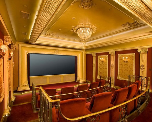 traditional los angeles home theater design ideas 185 transitional los angeles home theater design ideas