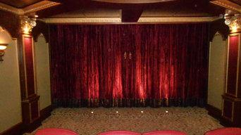 Home Theatre Curtain