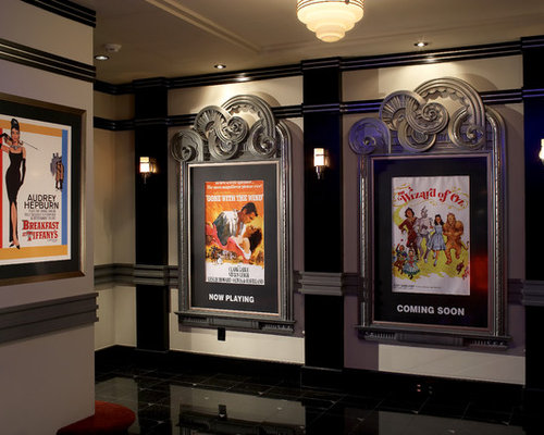 Movie Poster Frames Ideas, Pictures, Remodel and Decor