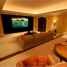 Contemporary Home Theater ht3