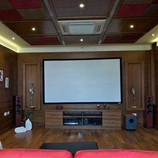 Indian Home Theatre Design Ideas, Inspiration U0026 Images | Houzz