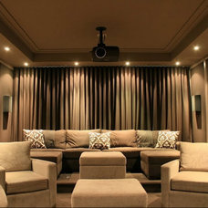 Home Theater by Intainium Home Cinemas