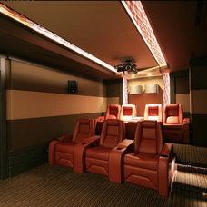 Home Theater by Intainium Home Cinemas