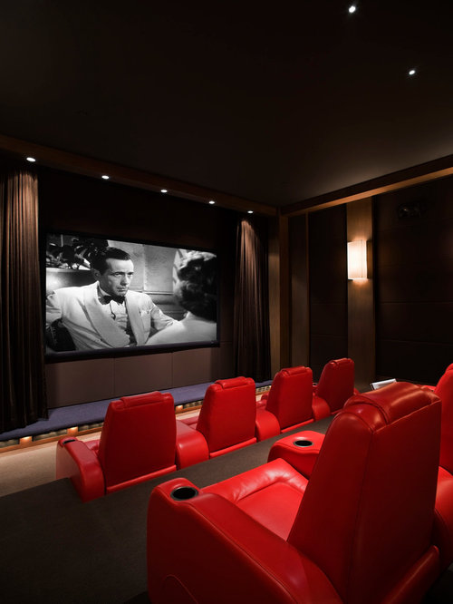 Theater Curtains Home Design Ideas, Pictures, Remodel And Decor