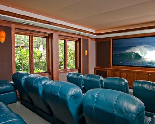 tropical los angeles home theater design ideas remodels tropical los angeles home theater design ideas remodels