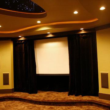 Jam Session - Multi-Purpose Theatre Room