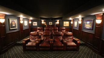 Kentucky Fan Home Theater