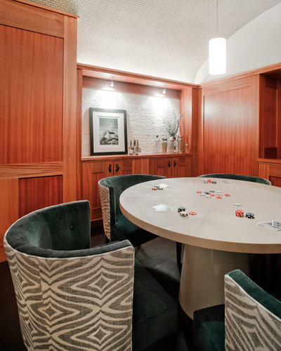 Full House: 12 Stylish Poker Rooms