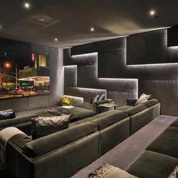 Los Angeles: Doheny Estates New Construction