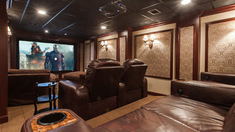 Luxury Smart Home & Home Theater