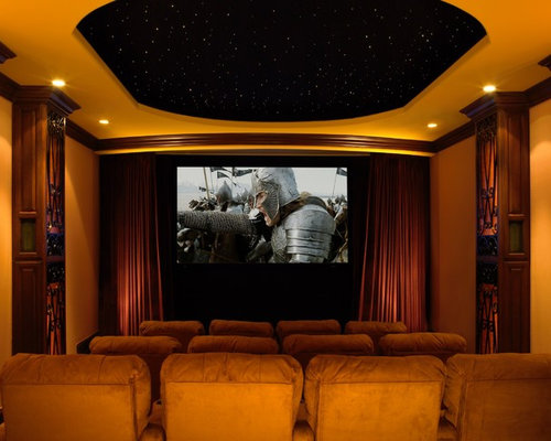 Theater Curtains | Houzz