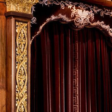 Malinard Manor - Theatre