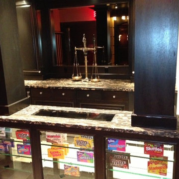 Marble Snack Bar