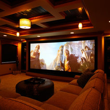 Craftsman Home Theater Martin Theater