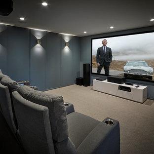 Matrix Theatre Room