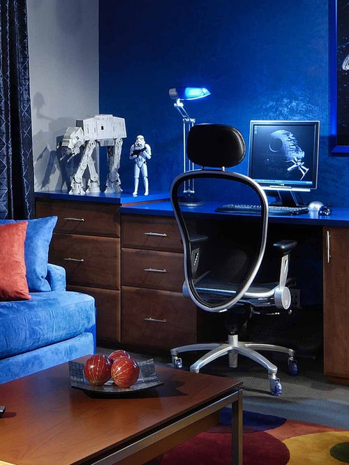 Star wars room theme home design ideas pictures remodel Star wars bedroom ideas
