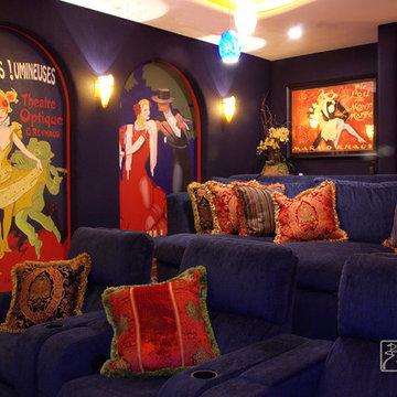 Media & Movie Room