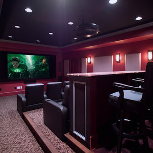 Media Room and Home Theater