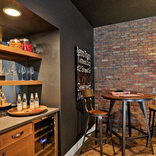 Media Room Bar