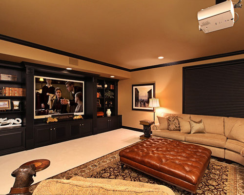 4db1286504344612_0860-w500-h400-b0-p0--traditional-home-theater Traditional Home Theater Design Ideas on traditional family room design ideas, traditional home library design ideas, traditional home office design ideas,