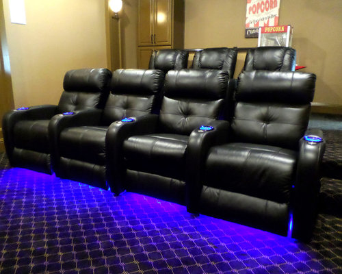 media room chairs by palliser in dfw tx