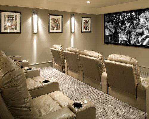 Simple Home Theater Ideas Photos Houzz