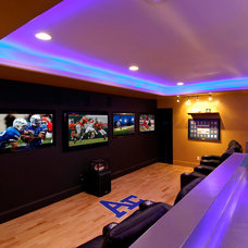 Traditional Home Theater by Colorado Media Systems