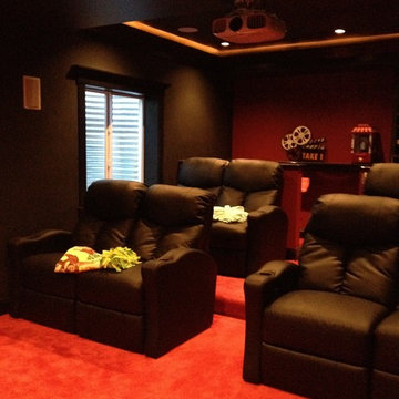 Media Rooms/Theaters